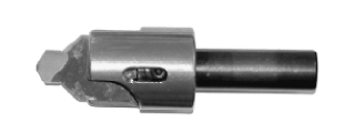 Specialty Cutting Tools, Custom Carbide Tool Grinding Services, 600 Series For Rivet Sizes .3125 x .625, .375 x .75 - Replaceable Tip and Adjustable Holder Assembled